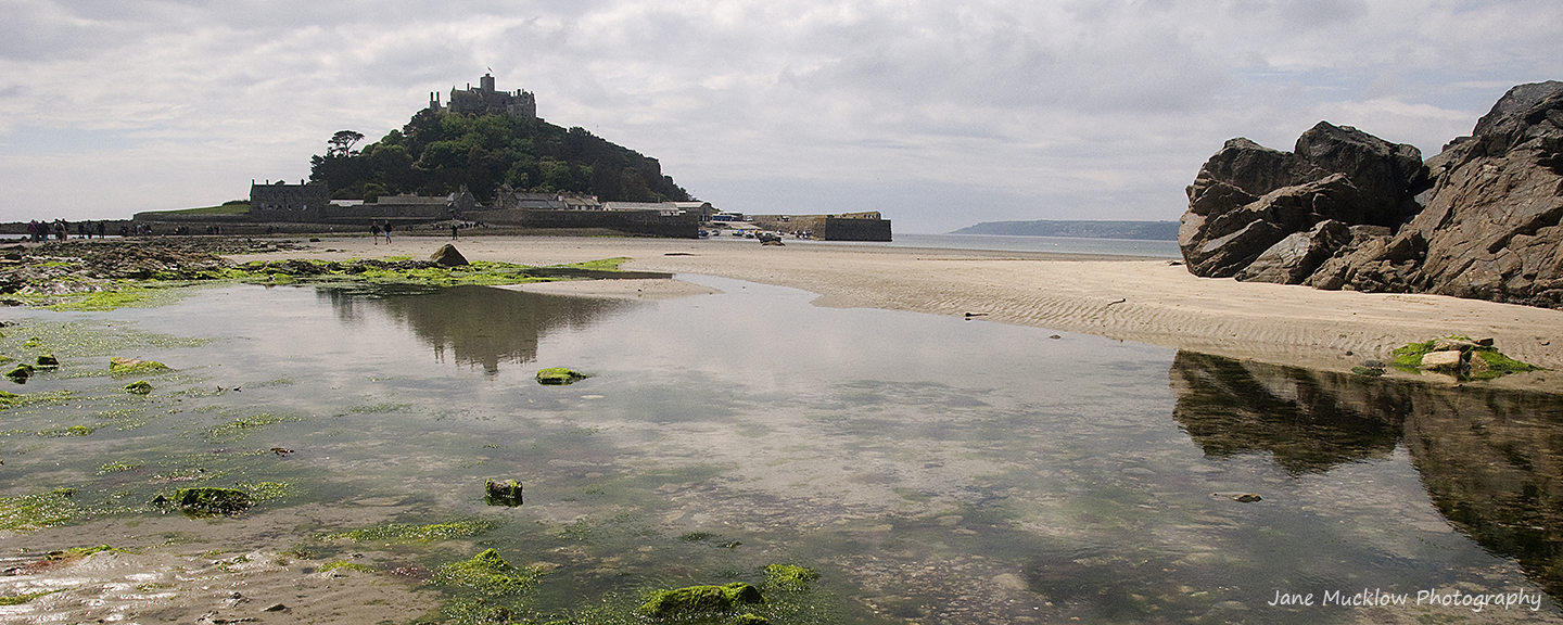 St. Michael's Mount, Cornwall, by Jane Mucklow Photography