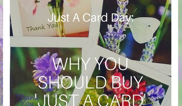 Just a Card featured post image
