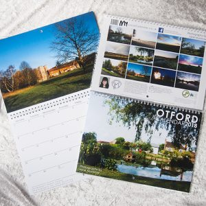 Otford 2018 Calendar cover image by Jane Mucklow Photography