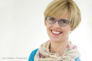 headshot example photo by Jane Mucklow