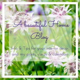 A Beautiful Home Blog