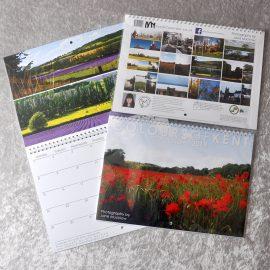 Colours of Kent 2019 Calendar