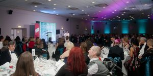 Photograph of the Kent Women in Business Awards 2017 by Jane Mucklow