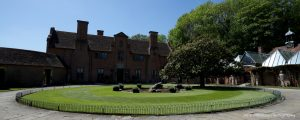 Photo of Port Lympne hotel mansion by Jane Mucklow