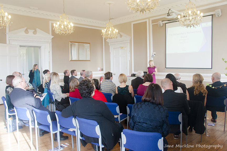 Photograph of the 3rd Networkers Networking event at Kenwood Trust