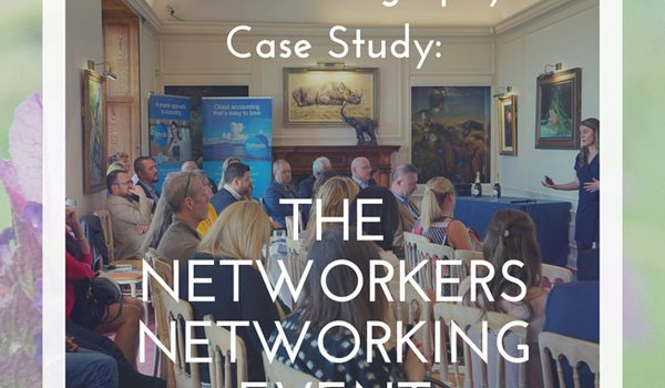 Featured post header for Event Photography photos of the Networkers Networking Event