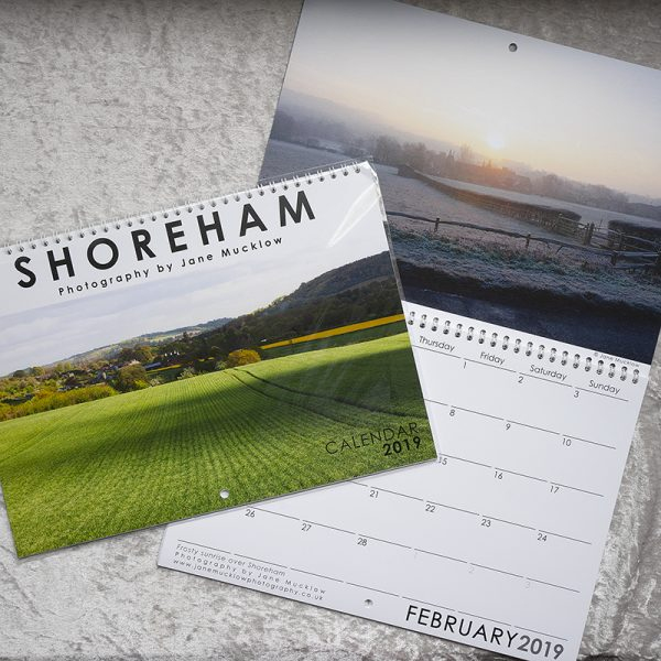 Shoreham 2019 Calendar photo, by Jane Mucklow