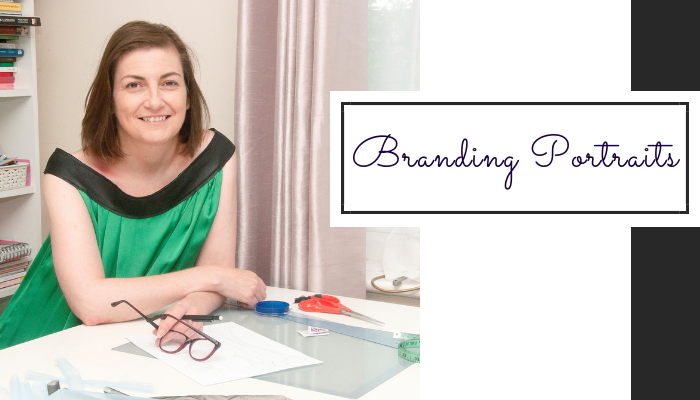 Branding Portraits page link image by Jane Mucklow