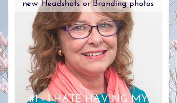 featured post image for a blog by Jane Mucklow, 5 reasons not to get new headshots