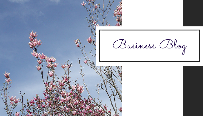 Business Blog page link image by Jane Mucklow