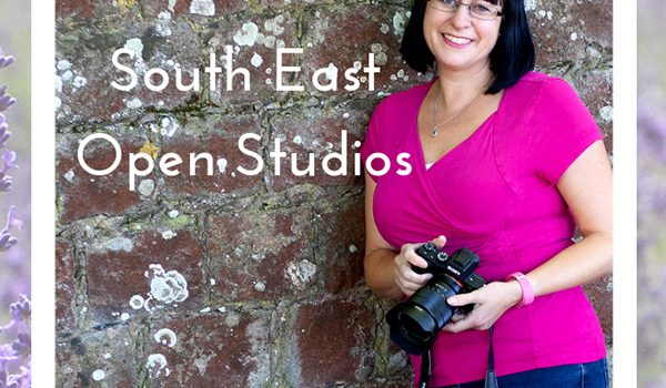 Featured image picture for blog, photo of Jane Mucklow, for Open Studios