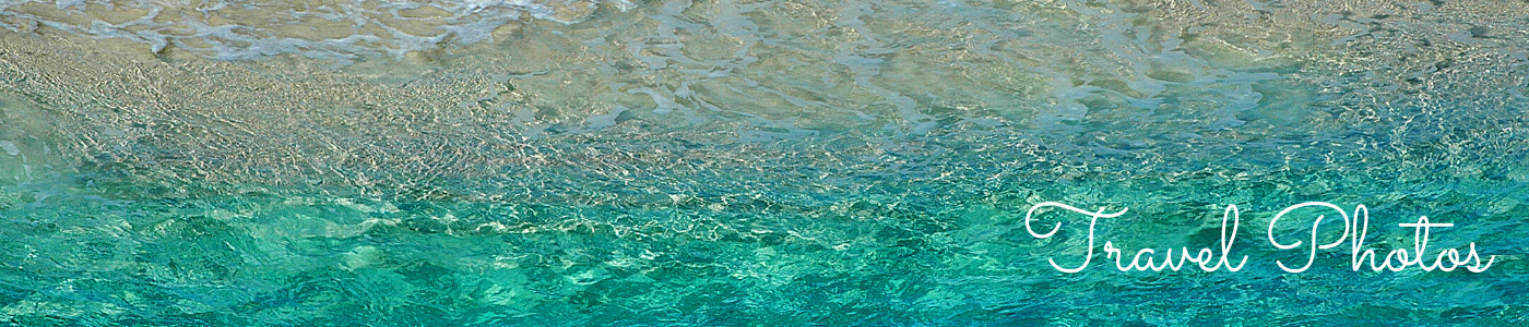 Photo by Jane Mucklow of the Sea, in Bermuda (#2), travel photos gallery header image